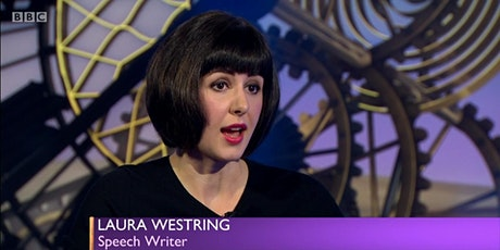 Speech writing for women with Laura Westring tickets