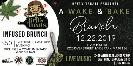 Brit's Treats Presents: A Wake & Bake Brunch