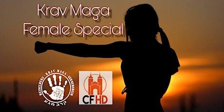 Krav Maga Female Special -4 Stunden Selbstverteidigung für Frauen Heidelberg Tickets