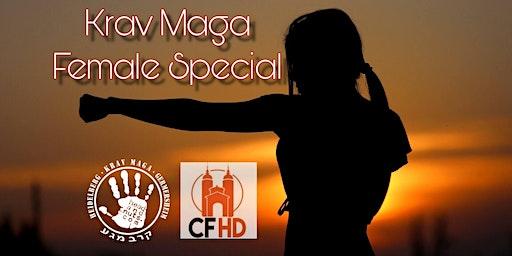Krav Maga Female Special -4 Stunden Selbstverteidigung für Frauen Heidelberg
