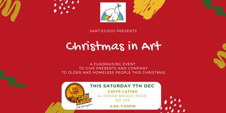Christmas in Art tickets