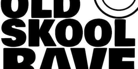 Mad Friday///Sheffield///Old Skool Rave///MC Tunes///hacienda tickets