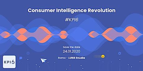 Consumer Intelligence Revolution biglietti