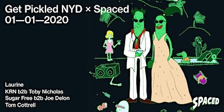 Get Pickled x Spaced: Laurine, KRN & Toby Nicholas, Sugar Free & Joe Delon tickets