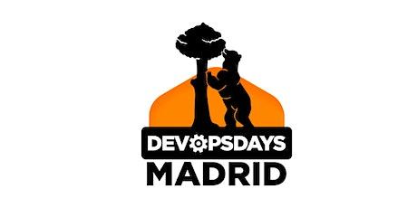 DevopsDays Madrid 2020 tickets
