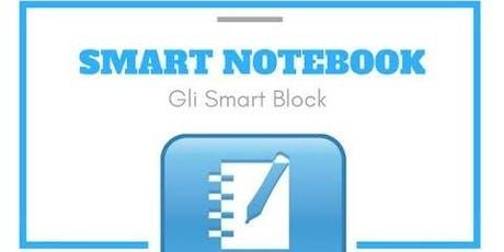 Corso su Smart Notebook (software gestione lavagne smart) biglietti