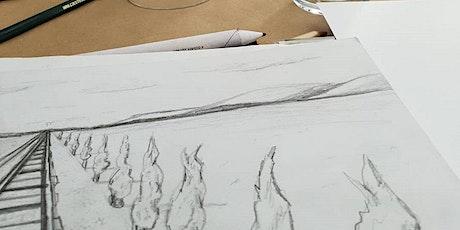 Zeichnen für Anfänger | Workshop Tickets