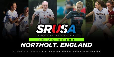 SRUSA Women's Soccer Southern Trial Event and ID Camp - Northolt, England tickets