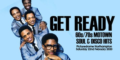 GET READY - 60s/70s Motown Soul & Disco Hits tickets