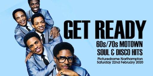 GET READY - 60s/70s Motown Soul & Disco Hits