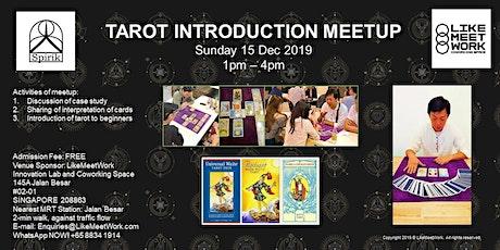 Tarot Introduction Meetup tickets