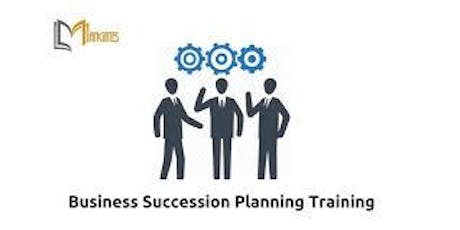 Business Succession Planning 1 Day Training in Waterloo tickets