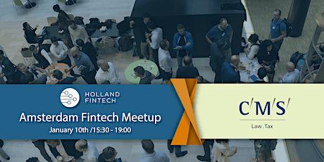 Holland FinTech Amsterdam Meetup: January tickets