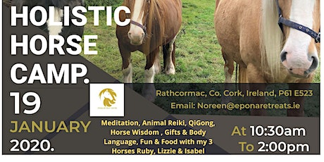 HOLISTIC HORSE CAMP tickets