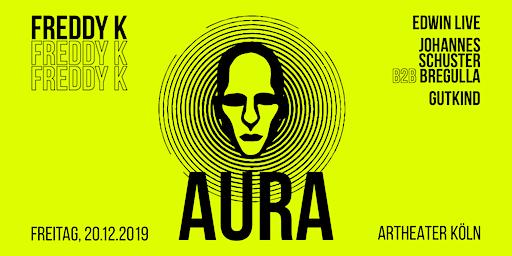 Aura x Freddy K