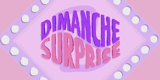 DIMANCHE SURPRISE B
