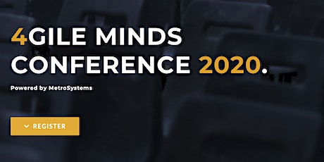 4gile Minds Conference 2020 tickets