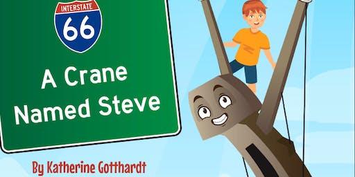 Book Signing - A Crane Named Steve