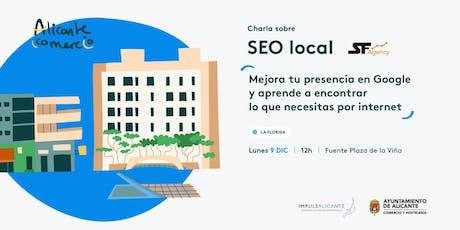 Charla SEO Local Mejora tu presencia en Google LA FLORIDA entradas