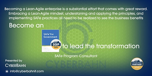 SAFe for Government (SGP)