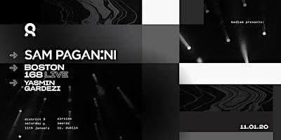 Sam Paganini  at District 8