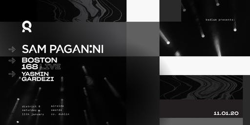 Sam Paganini  at District 8
