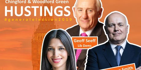 ReviveFM Hustings - Chingford & Woodford Green tickets