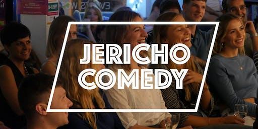 Jericho Comedy Saturday - Common Ground