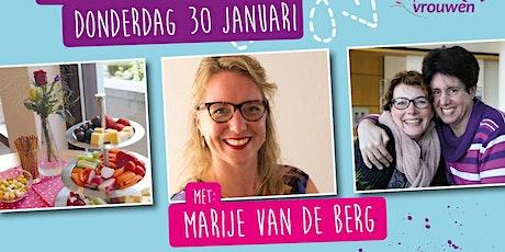 Ladiesnight I'll carry you, met Marije van den Berg tickets