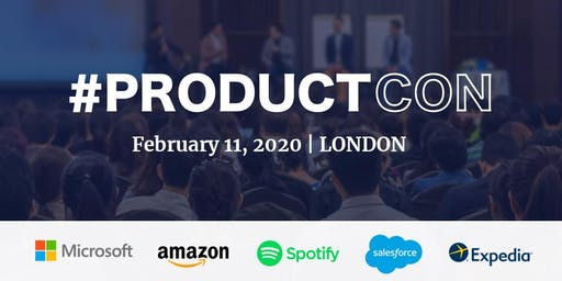 ProductCon London: The Product Management Conference