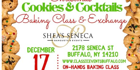 Cookies & Cocktails tickets