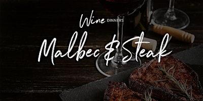 Wine Dinner - Malbec & Steak Evening