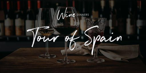 Wine Dinner - Tour of Spain