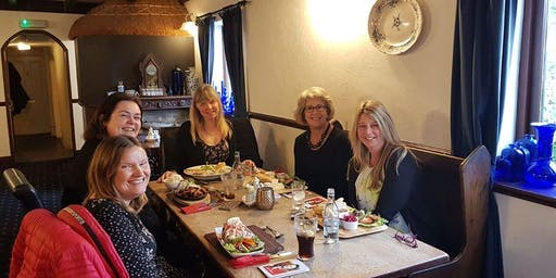 Christmas West of Exe Networking Lunch
