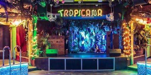 MEETUP Xmas Party @ Tropiciana Beach Club