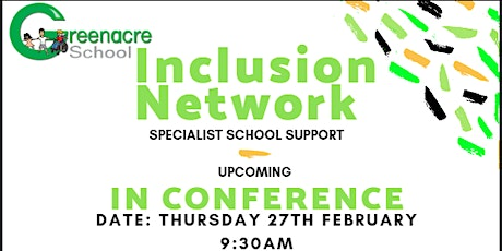 Inclusion Network Conference tickets