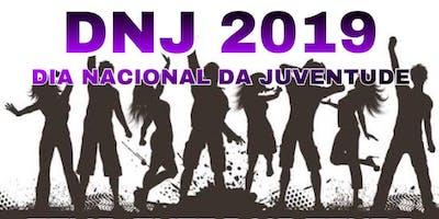 DIA NACIONAL DA JUVENTUDE - MACAUBAL/SP