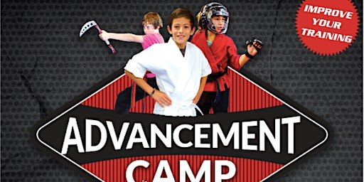 MARTIAL ARTS BELT ADVANCEMENT CAMP