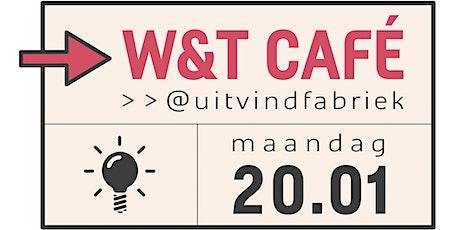 W&T café: Samenwerken tussen basisschool & bedrijf, hoe dan? tickets