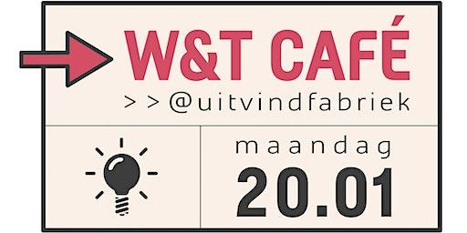 W&T café: Samenwerken tussen basisschool & bedrijf, hoe dan?