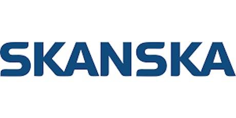 Digital Graduate Scheme talk from Skanska tickets