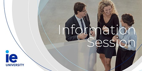 IE MBA & Global Executive MBA - Webinar tickets