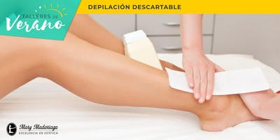 Taller de Depilación Descartable
