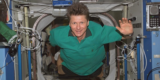 879 Tage im Weltall - Ein Abend mit Rekordraumfahrer Gennadi Padalka
