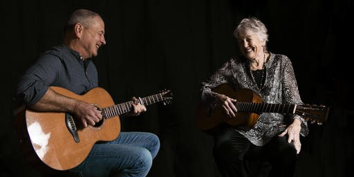 Peggy Seeger and Calum MacColl - The First Farewell Tour. Doors 6pm.