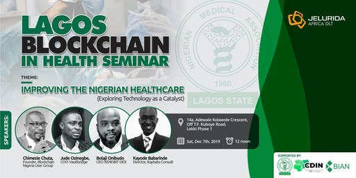 LAGOS BLOCKCHAIN IN HEALTH SEMINAR