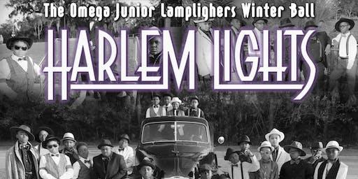 """Omega Junior Lamplighters Winter Ball """"The Harlem"""