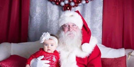 Santa Pajama Time tickets