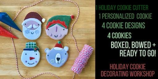 Holiday Cookie Decorating Workshop
