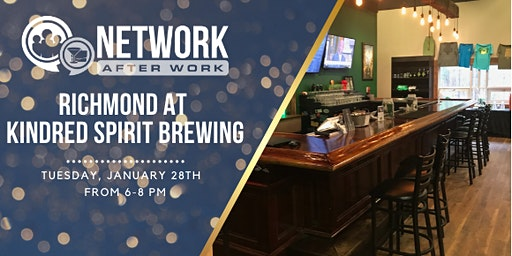 Network After Work Richmond at Kindred Spirit Brewing
